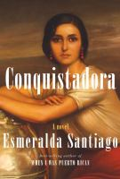 Imagen de portada para Conquistadora : a novel