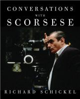 Cover image for Conversations with Scorsese