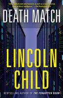 Cover image for Death match