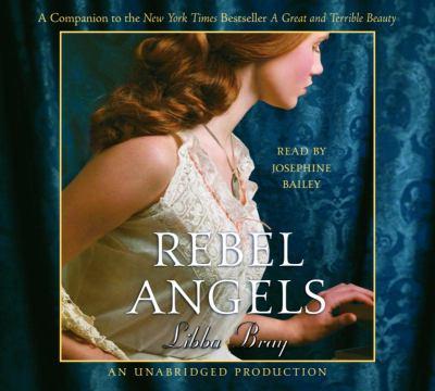 Cover image for Rebel angels. bk. 2 Gemma Doyle series