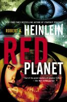 Cover image for Red planet