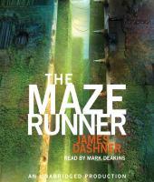 Cover image for The maze runner.  bk. 1