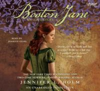 Imagen de portada para Boston Jane. bk. 1 [an adventure]