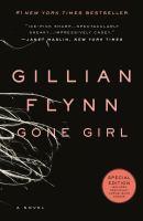 Cover image for Gone girl A Novel.