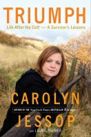 Cover image for Triumph : life after the cult a survivor's lessons