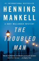 Cover image for The troubled man