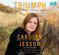 "Cover image for Triumph Life After the Cult€́""A Survivor's Lessons."