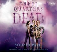 Cover image for Three quarters dead