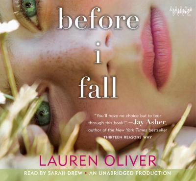 Cover image for Before I fall