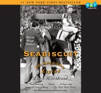 Cover image for Seabiscuit An American Legend.