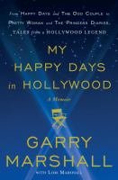 Cover image for My happy days in Hollywood