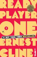Cover image for Ready player one : a novel