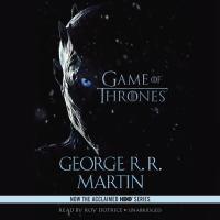 Imagen de portada para A game of thrones. bk. 1 A song of fire and ice series