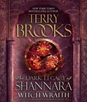 Imagen de portada para Witch wraith. bk. 3 Dark legacy of Shannara series