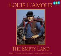 Imagen de portada para The empty land