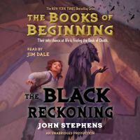 Imagen de portada para The black reckoning. bk. 3 [sound recording CD] : Books of beginning series