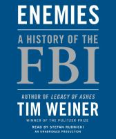 Cover image for Enemies [a history of the FBI]