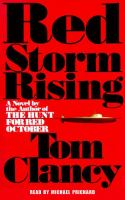 Cover image for Red storm rising