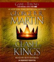 Imagen de portada para A clash of kings. bk. 2 Song of ice and fire series