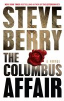 Cover image for The Columbus affair