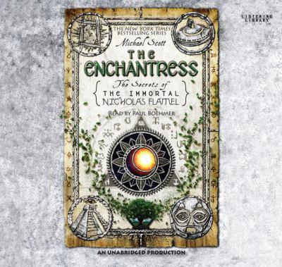 Imagen de portada para The enchantress. bk. 6 Secrets of the immortal Nicholas Flamel series