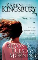 Cover image for Beyond Tuesday morning. bk. 2 : 9/11 series