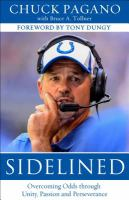 Cover image for Sidelined : overcoming odds through unity, passion, and perseverance