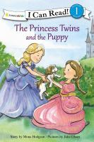 Cover image for The Princess twins and the puppy