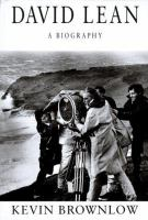 Cover image for David Lean : a biography