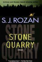 Imagen de portada para Stone quarry. bk. 6 : Bill Smith/Lydia Chin mystery series