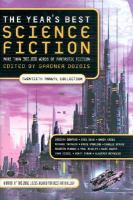 Cover image for The year's best science fiction : twentieth annual collection