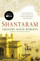 Cover image for Shantaram : a novel