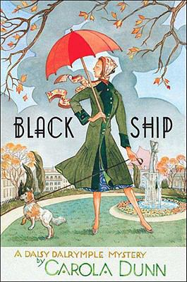 Cover image for Black ship. bk. 17 : Daisy Dalrymple series