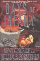 Cover image for Days of infamy