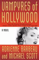 Cover image for Vampyres of Hollywood