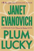 Cover image for Plum lucky : Stephanie Plum series