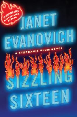 Cover image for Sizzling sixteen. bk. 16 : Stephanie Plum series