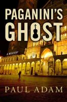 Cover image for Paganini's ghost