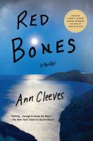 Cover image for Red bones. bk. 3 : a thriller : Shetland Island series