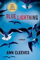 Cover image for Blue lightning. bk. 4 : Shetland Island series