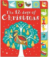 Cover image for The 12 days of Christmas [board book]