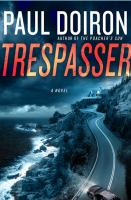 Cover image for Trespasser. bk. 2 : Mike Bowditch series