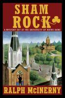 Cover image for Sham rock. bk. 13 : Notre Dame series