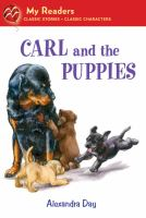 Cover image for Carl and the puppies