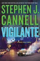 Cover image for Vigilante. bk. 11 : Shane Scully series