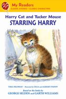 Cover image for Harry Cat and Tucker Mouse : starring Harry