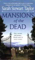 Cover image for Mansions of the dead