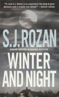 Imagen de portada para Winter and night. bk. 8 : Bill Smith/Lydia Chin mystery series