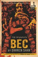 Cover image for Bec. bk. 4 : The Demonata series
