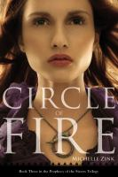 Cover image for Circle of fire. bk. 3 : Prophecy of the Sisters series